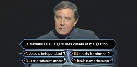 Auto-entrepreneur, micro-entrepreneur, freelance ou indépendant ? | La création d'entreprise | Scoop.it