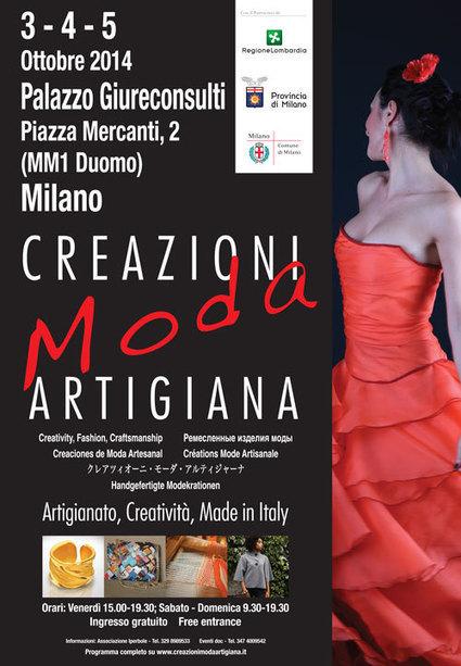 Creazioni Moda Artigiana: artigianato, creatività, made in Italy | Fiere di artigianato | Scoop.it