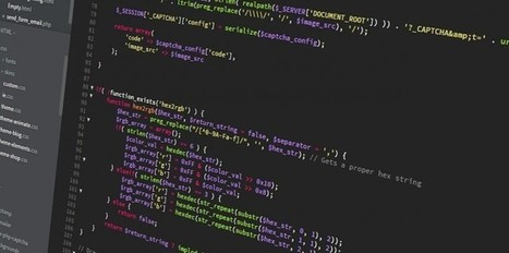 Teach Yourself How To Code In These 10 Simple Steps | cool stuff from research | Scoop.it