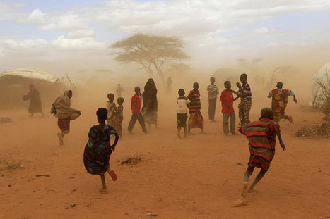 Why #climate change could leave the Horn of #Africa parched #Science Monitor | Messenger for mother Earth | Scoop.it