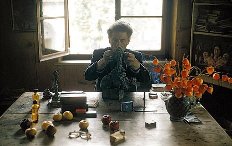 Alberto Giacometti, ses sculptures et son atelier | Merveilles - Marvels | Scoop.it