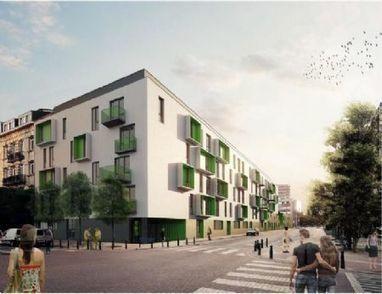 Nieuw passiefbouwproject in Brusselse Noordwijk: 1 school, 51 appartementen en een kinderopvang   Voorbeeldgebouwen en bedrijven   Scoop.it