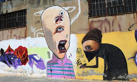street art cagliari | World of Street & Outdoor Arts | Scoop.it