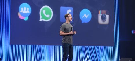 Facebook c'est 844 millions d'utilisateurs mobiles par jour | Linkingbrand: Social Media | Scoop.it
