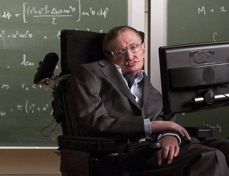 Stephen Hawking: a Brief History of Mine, Channel 4: TV review | digital business IT marketing | Scoop.it