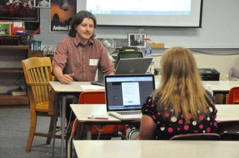 ESU5 hosts technology fair for local teachers - Beatrice Daily Sun | media | Scoop.it