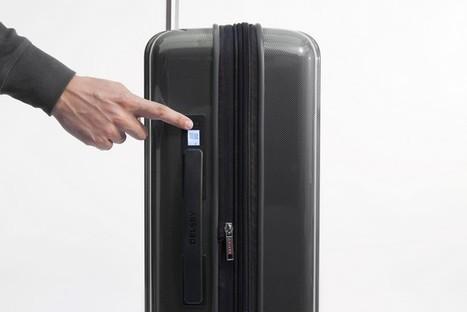 Le mag de la maison intelligente » Delsey annonce sa valise connectée pour la fin de l'année | Ressources pour la Technologie au College | Scoop.it