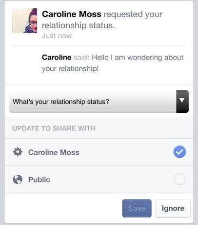Facebook réinvente le « Salut, t'es libre ? » | mediaTIC+ | Scoop.it