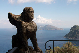 50 Years In Italy: Sphinxes and Pyramids...of the Etruscans   world civilization second post   Scoop.it