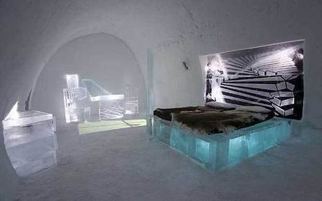 Sweden's Icehotel: Love in a cold climate - Telegraph.co.uk | Travel Bites &... News | Scoop.it
