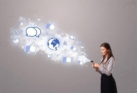 ¿Los seleccionadores buscan candidatos en las Redes Sociales? (Estudio 2013) | Social Media | Scoop.it