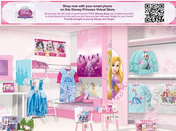 Disney Targets children with QR codes - Inside Retailing | Using QR Codes | Scoop.it
