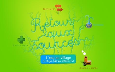 L'eau au village, du Moyen Âge aux années 1960 - Exposition Virtuelle des Archives Départementales du Doubs | Nos Racines | Scoop.it