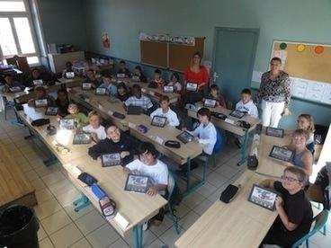 iPad à l'école, à marche forcée en Belgique | tecnologia | Scoop.it