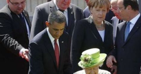 Relations Between the West and Putin, Summed Up in a Single Perfect Photo | EDUC 262 | Scoop.it