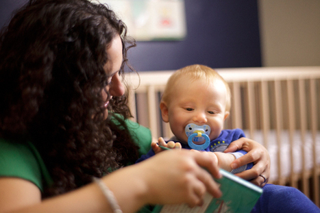 Helping Your Baby Communicate | Healthy Moms Magazine | APC Play | Scoop.it