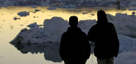 La fonte des glaces en Arctique connaît une accélération sans précédent | Ca m'interpelle... | Scoop.it