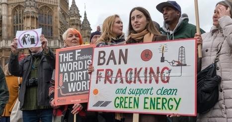 Citing Human #Health Risks, Report Calls for EU Moratorium on #Fracking -  #santé #environnement #énérgie #schiste | News in english | Scoop.it
