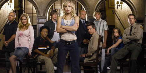 Veronica Mars Movie to Get Web Series Spin-Off, TV Return Teased | Television Shows Cancelled Before Their Time | Scoop.it