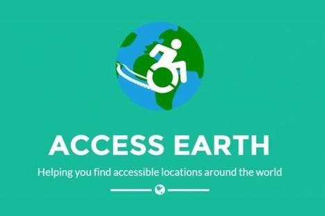 Access Earth : une cartographie mondiale des lieux accessibles aux handicapés   CULTURE, HUMANITÉS ET INNOVATION   Scoop.it
