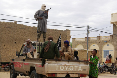 French forces take action against Mali Islamists | The Salt Lake ... | Crisis in Mali and Islamists | Scoop.it