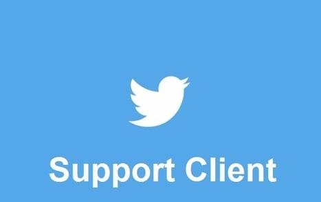 Twitter développe ses outils de relation clients | Social media | Scoop.it