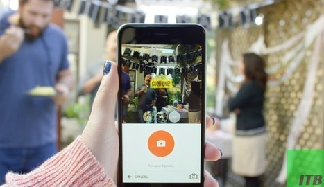 Nutshell Camera lets you create Visual Stories | Technology in Business | Scoop.it