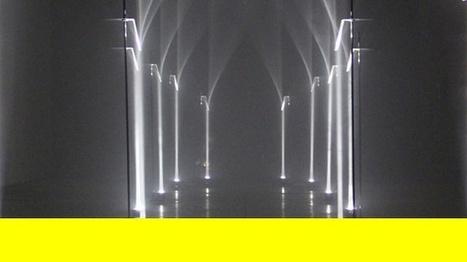 troika: bent light archway arcades project at interieur 2012 by designboom   VIM   Scoop.it