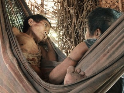Amazon tribeswomen escape back to forest after rejecting civilization | Upsetment | Scoop.it