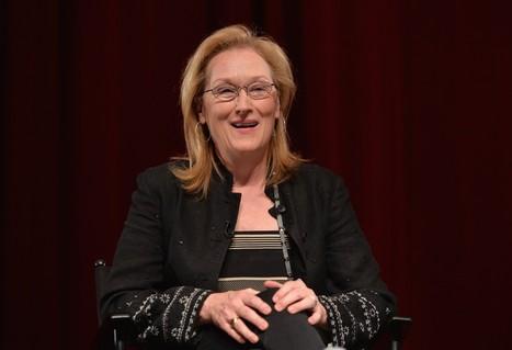 Meryl Streep rebukes Walt Disney: Anti-Semitic and 'a gender bigot' | Movies | Scoop.it