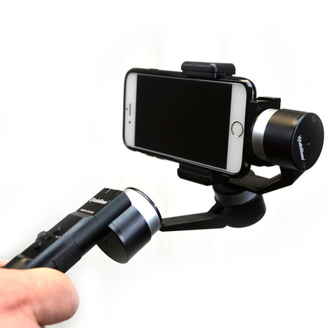 iStabilizer Gimbal - Smartphone Video Stabilizer – iStabilizer | smartphone photography | Scoop.it