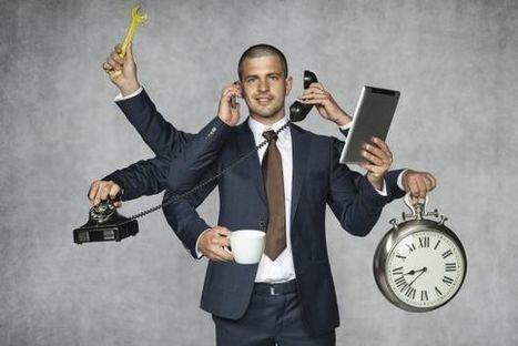 Le chapelier fou : survivre au multitâche | entrepreneurship - collective creativity | Scoop.it
