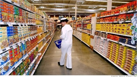 $3000 hike slated for military family grocery bills - CNN   budget management software   Scoop.it