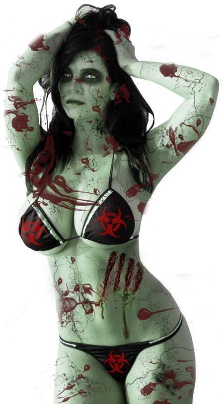 Zombiethong | Zombie Movie Posters | Scoop.it