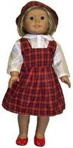 The Doll Clothes Superstore Is Sending American Girl Dolls Back To School In ... - PR Web (press release) | moms clothes shopping for their children | Scoop.it