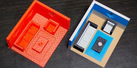 L'impression 3D plastique passe (enfin) au multicolore ? | Libre de faire, Faire Libre | Scoop.it