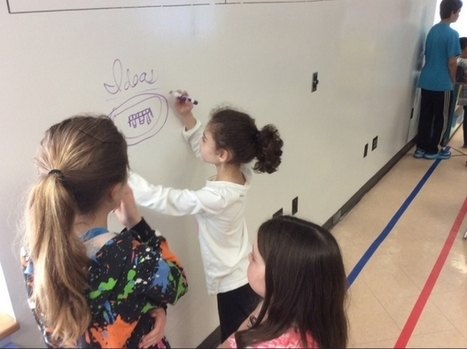 2 Quick, Inexpensive Ways to Add Collaborative Space to Your Classroom | Literacy Learning and Teaching | Scoop.it