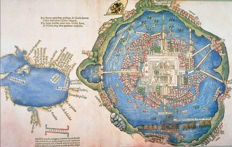 La ville fantôme de la conquête aztèque - Le Monde | Elèves de 5e, 4e et 3e...suivez l'actualité.... | Scoop.it