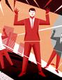 Le bien-être au travail ventilé façon puzzle | Le Management et la qualité de vie au bureau | Scoop.it