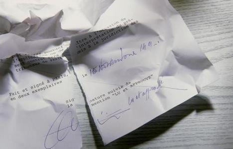 L'acquéreur refuse de signer l'acte authentique de vente, que faire ? | La revue de presse de l'immobilier | Scoop.it