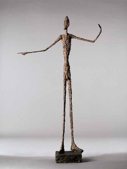 Christie's Predicts Giacometti Sculpture Will Draw High Price   The New York Times   Kiosque du monde : Amériques   Scoop.it