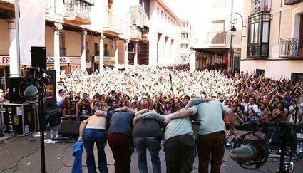 Aranda de Duero celebra el 'Sonorama Ribera' I Diario Valladolid | SONORAMA 2014 | Scoop.it