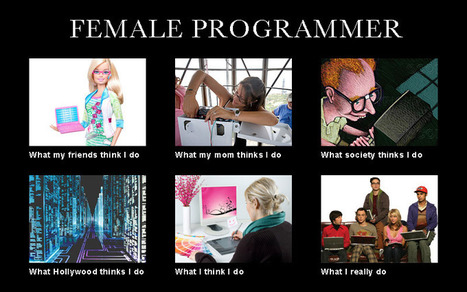 Female Programmer | What I really do | Scoop.it