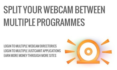 Using multiple cam sites at the same time   Webstream   Scoop.it