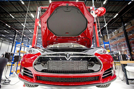 Tesla Is Now Worth $20 Billion | Real Estate Plus+ Daily News | Scoop.it