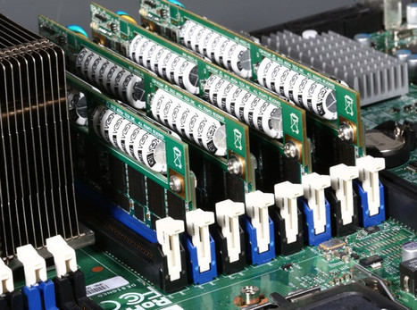 Software Application Development Using Non-Volatile Memory DIMMs, Electronics | wesrch | Scoop.it