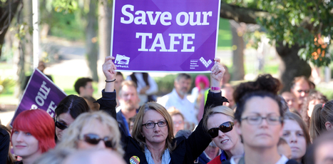 TAFE cuts will harm the economy, boost crime rate: experts | TAFE in Victoria | Scoop.it