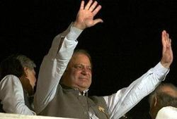 Pakistan election result: Nawaz Sharif takes unassailable lead, set to become prime minister | Pakistan & The World | Scoop.it