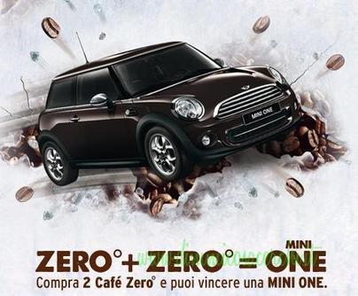 Con Zero Cafè vinci auto ed iPad! | News | Scoop.it