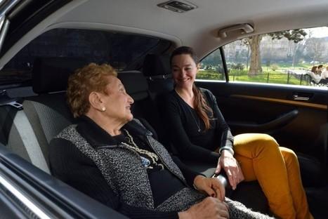 le premier service de mobilité (transport) dédié aux Seniors | isolement senior | Scoop.it